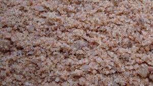 Пескосоляная смесь. Техническая соль.
